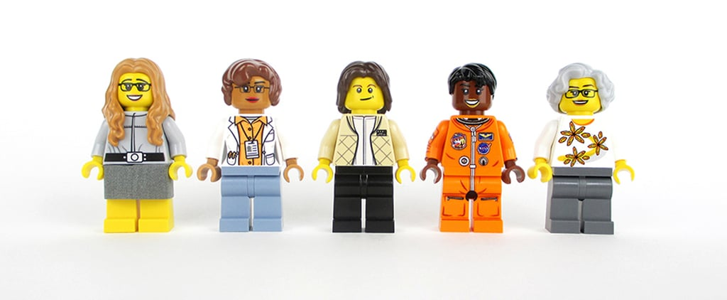 This Proposed Women of NASA Lego Set Is Exactly What We Need