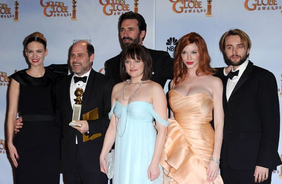 Mad Men Wins the 2010 Golden Globe For Best TV Drama Series 2010-01-17 18:52:27