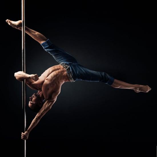 Amazing Male Pole Dancer Video