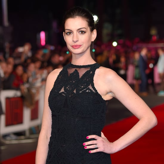 Anne Hathaway Pregnant With First Child