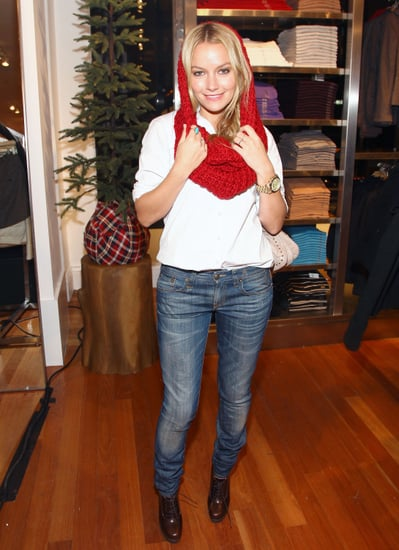 Gap Soho Concept Store Party With Becki Newton and Emmy Rossum