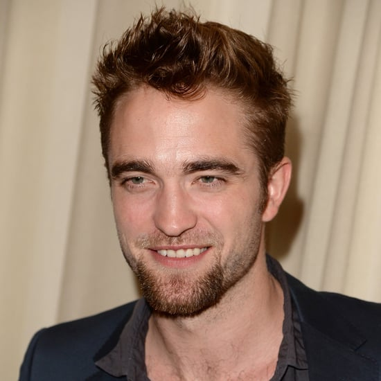 Robert Pattinson With a Goatee | Pictures