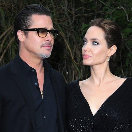 Angelina Jolie Talks Wedding Plans