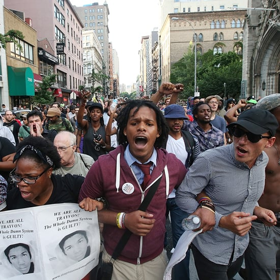 Protests After Zimmerman Verdict