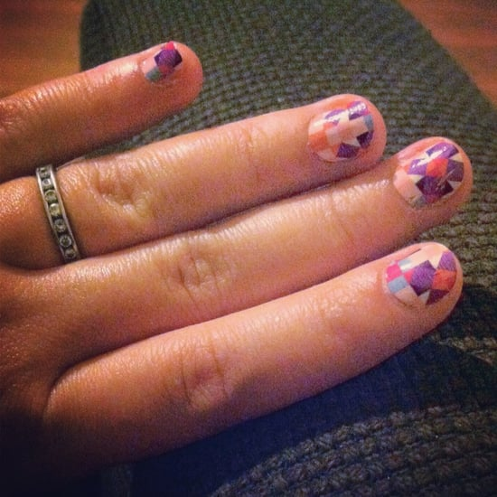 A New Easy Way to Get Pretty Nails at Home