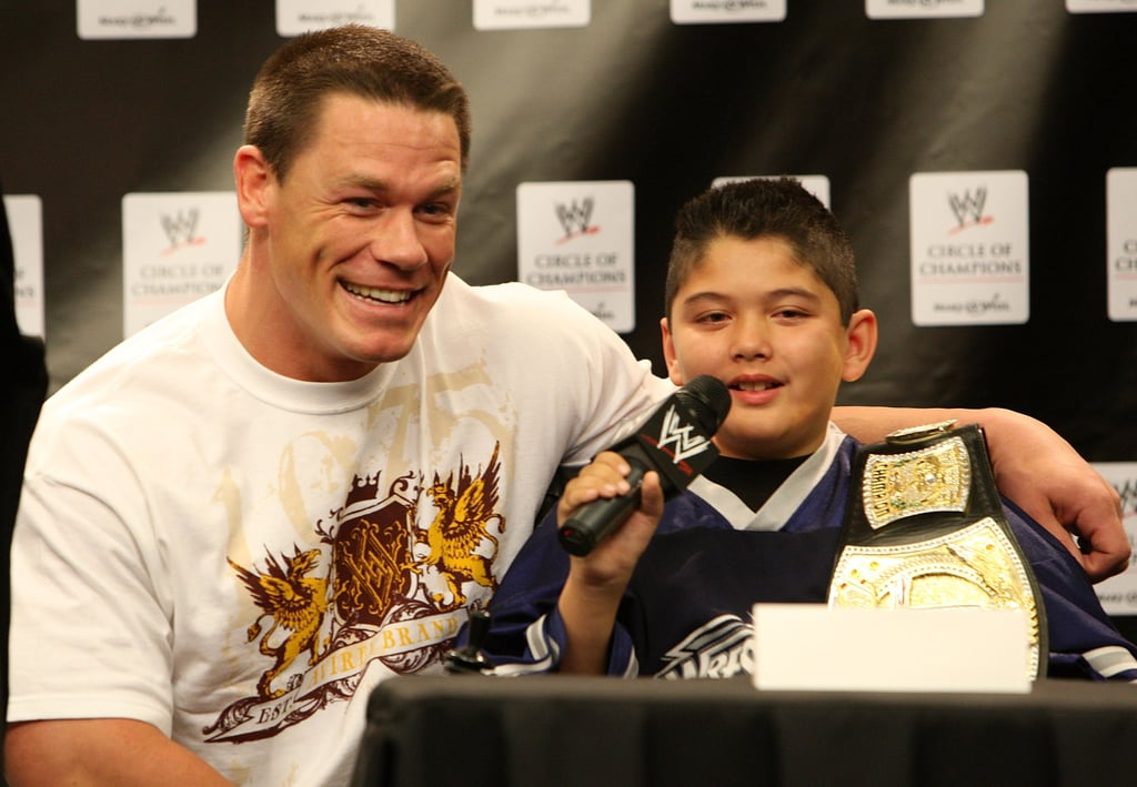 We Made A Wish And It Was You We Made: Reasons We Love John Cena
