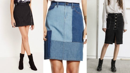 Summer Fashion Trends: 9 Must-Have Denim Skirts For Summer 2016