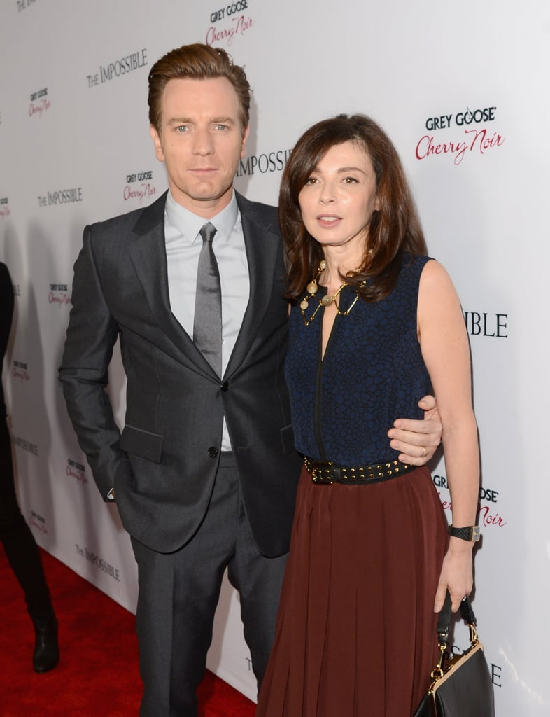 Naomi and Ewan Premiere The Impossible on the Eve of Her Critics Choice Nod