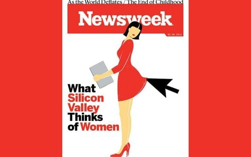 Newsweek's Silicon Valley Sexism Cover: Your Thoughts, Please