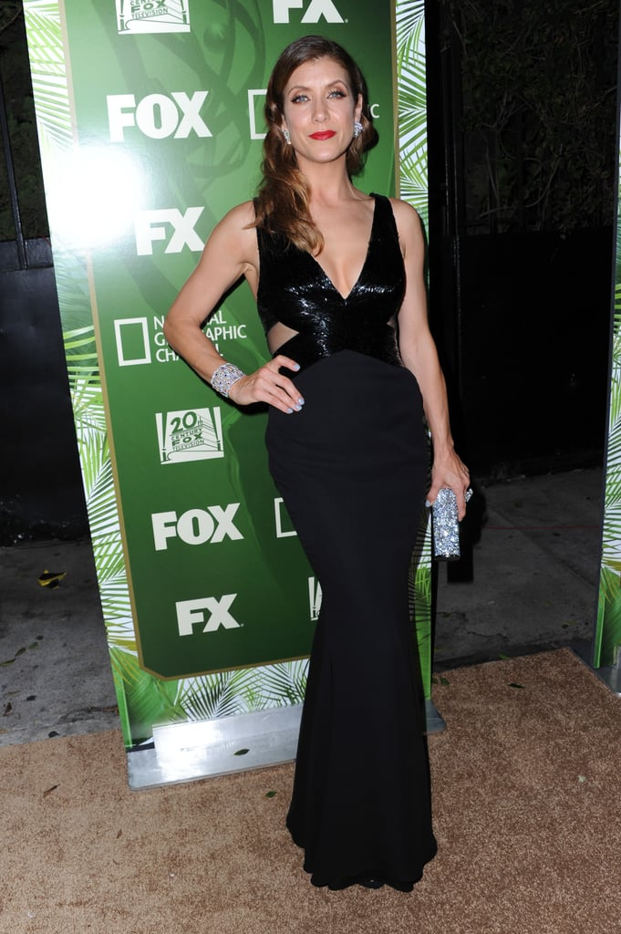 Kate Walsh at the Fox Emmys Afterparty