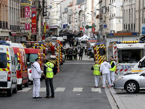 Female Suicide Bomber Blows Herself Up as French Police Descend on Apartment Where Paris Attacks Mastermind Was Allegedly Hiding