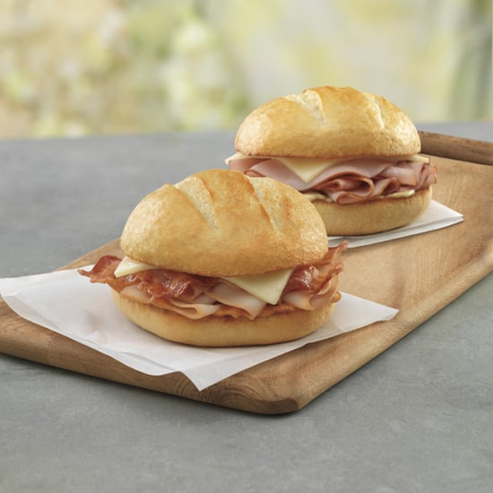 New Dunkin' Donuts Sandwiches