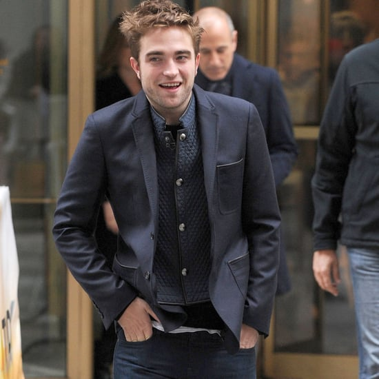 Robert Pattinson on The Today Show | Pictures