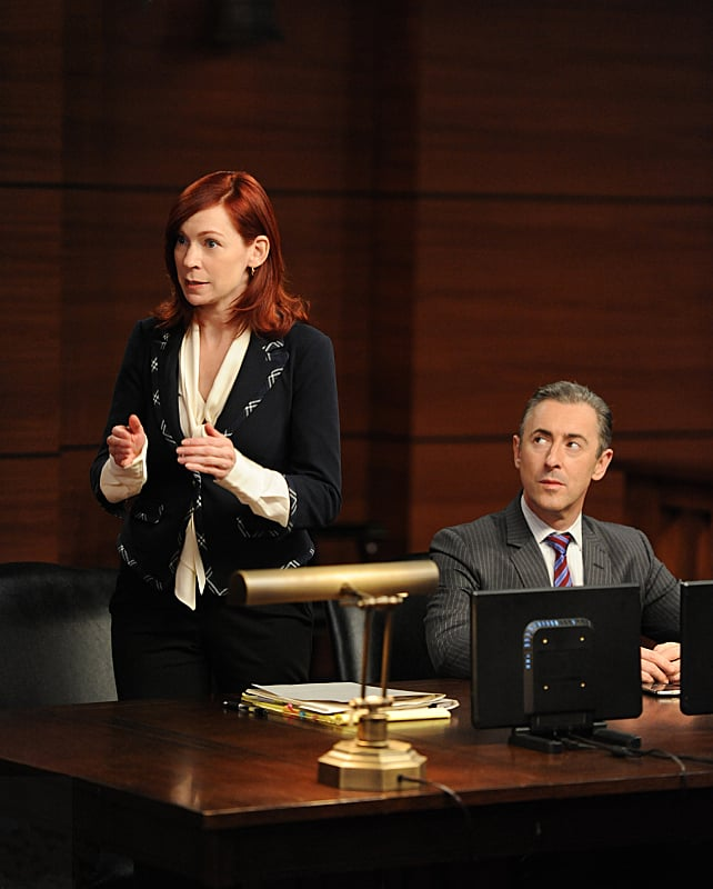 Carrie Preston Her stint on The Good Wife got Preston on the board for outstanding guest actress in a drama series.