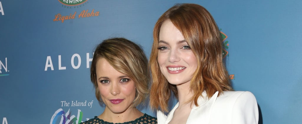 2 of Your Hollywood Girl-Crushes Crushed the Red Carpet Last Night