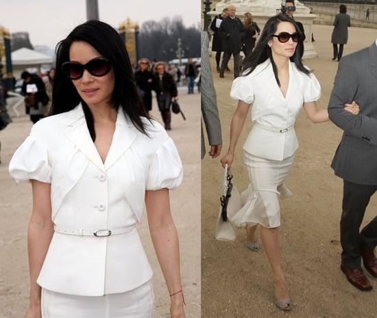 Celebrity Style: Lucy Liu
