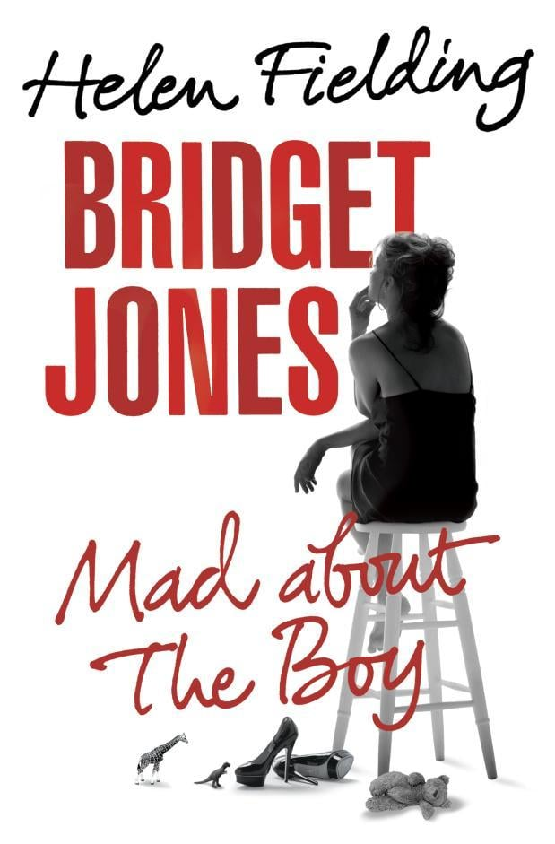 "Bridget Jones: Mad About the Boy After a decade-long hiatus, Helen Fielding is back with her much-anticipated sequel to her two Bridget Jones books, Bridget Jones: Mad About the Boy. In the funny yet poignant novel, a newly single Bridget must deal with ""loss, single motherhood, tweeting, texting, technology, and rediscovering her sexuality in — warning! Bad, outdated phrase approaching! — middle age."" Out Oct. 15"