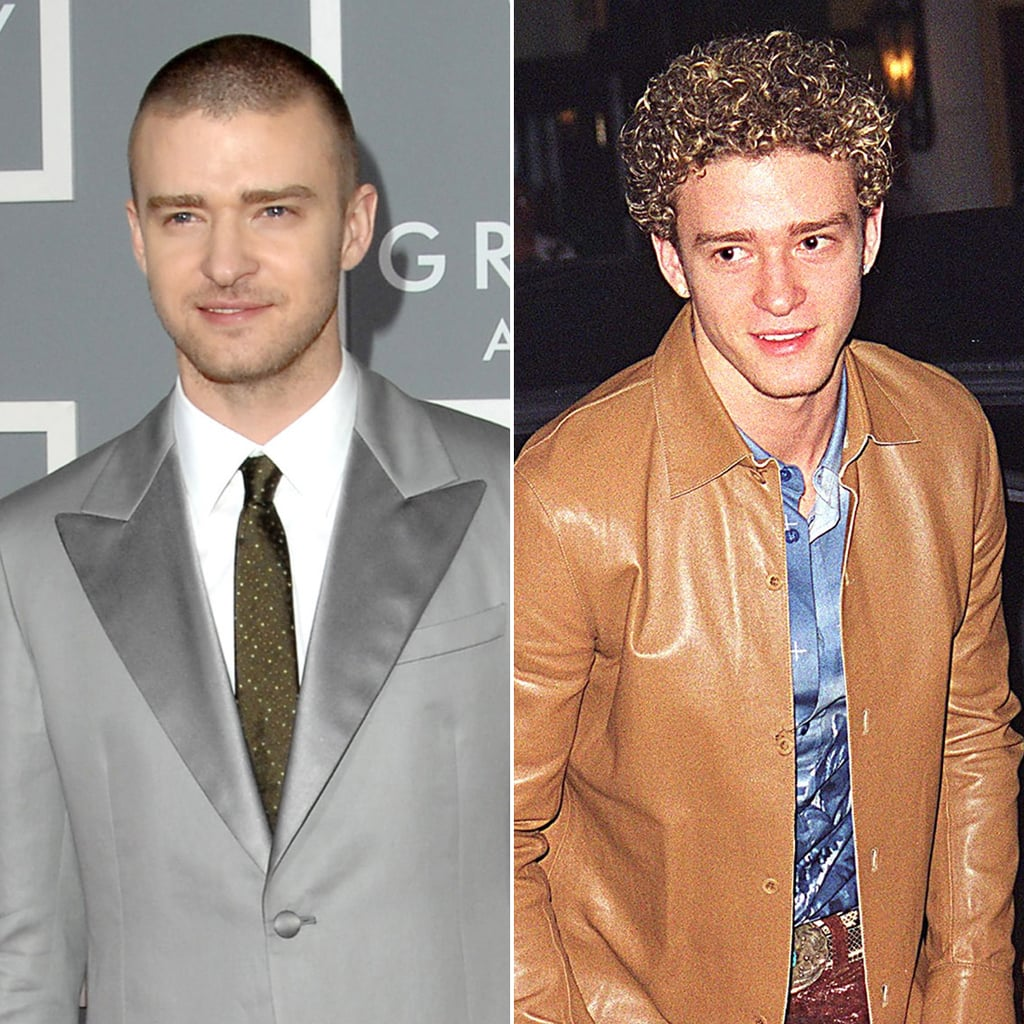 Justin Timberlake: Better With Long or Short Hair?
