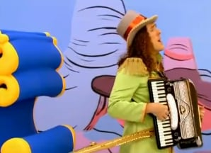 Celebrities on Yo Gabba Gabba