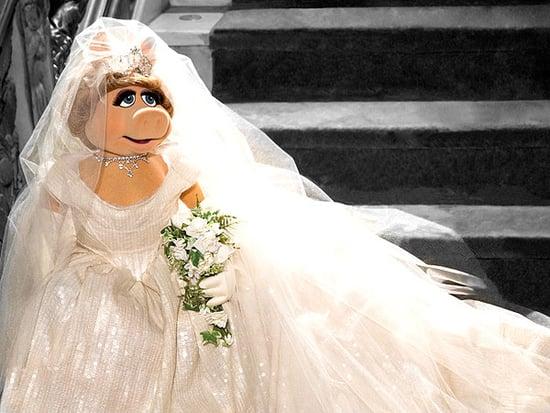 Is It Weird That We'd Love to Wear Miss Piggy's Vivienne Westwood Wedding Gown?