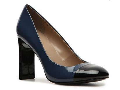Tahari Color Block Pump ($70)