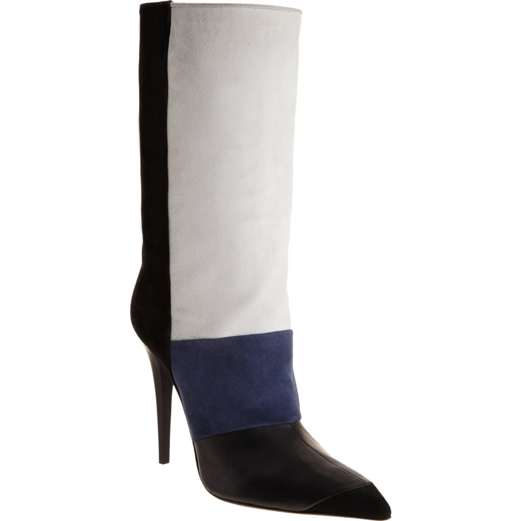 Narciso Rodrigeuz Colorblock Boot