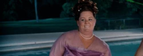 Being forced to awkwardly catch the bouquet if you're single.