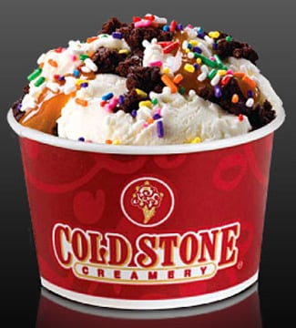 Cold Stone Creamery Throws World's Largest Ice Cream Social Sept. 24, 2009