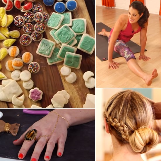 Candy Crush Cookies, Seamless Extensions, and Delicate DIYs: The Best of POPSUGARTV This Week