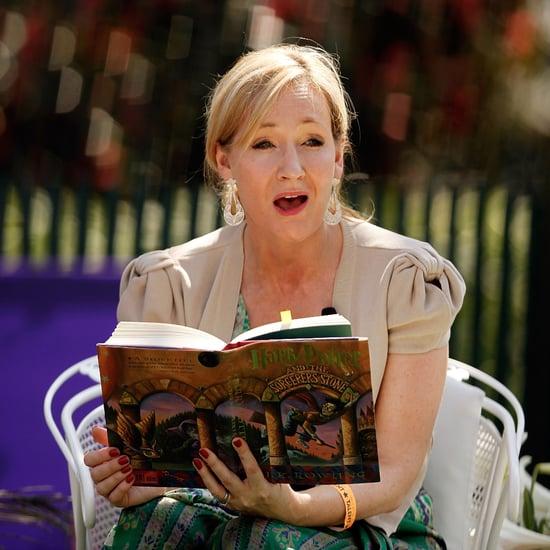 J.K. Rowling's Favorite Harry Potter Chapter