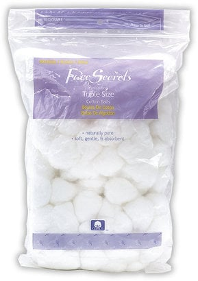 Pack Your Bags With Sweetly Scented Cotton Balls