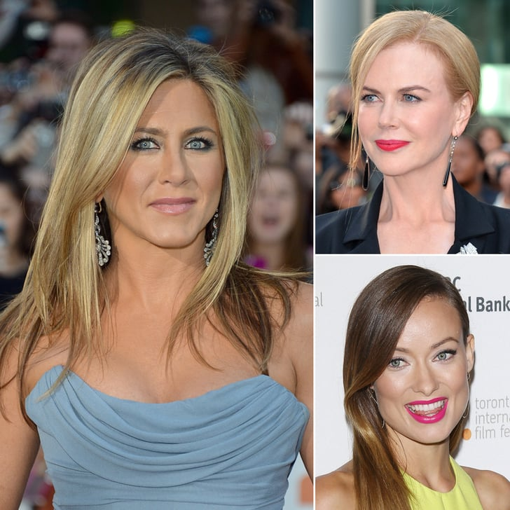 Beach Waves, Blowouts, and Bold Lips Galore at the Toronto Film Festival