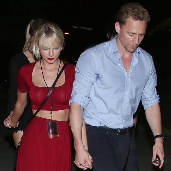 Taylor Swift and Tom Hiddleston Hold Hands in Nashville 2016