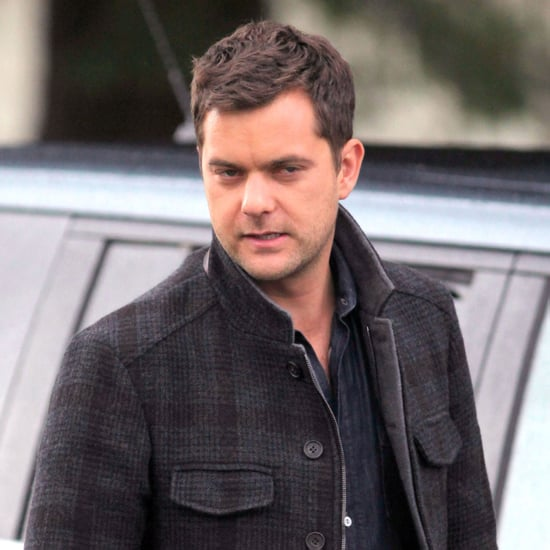Joshua Jackson Filming Fringe Pictures in Vancouver