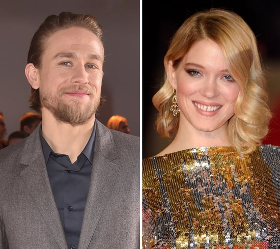 """Charlie Hunnam and Lea Seydoux to star in Drake Doremus's latest """"unique love story"""""""