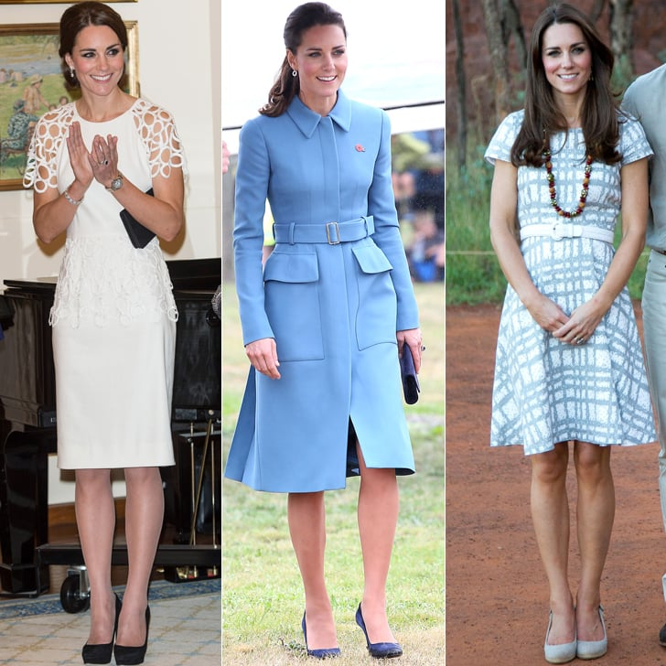 Kate Middleton's Style Came, Saw, and Conquered the Land Down Under