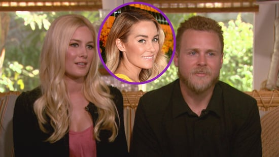 EXCLUSIVE: 'The Hills' Stars Heidi Montag and Spencer Pratt Finally Address Those Lauren Conrad 'Sex Tape Rumors'!