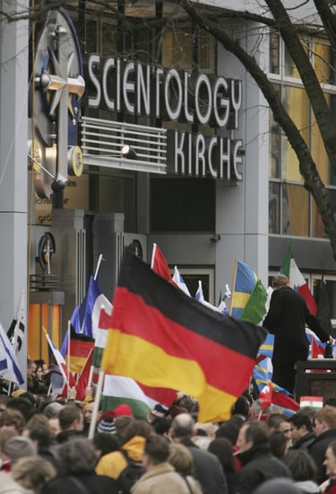 Does Freedom of Religion Exclude Scientology?