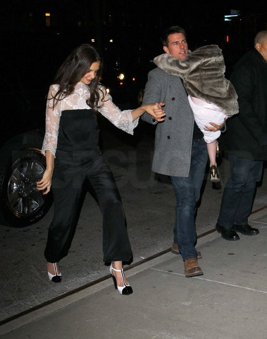 Tom and Suri Make a Magical Birthday Weekend For Katie