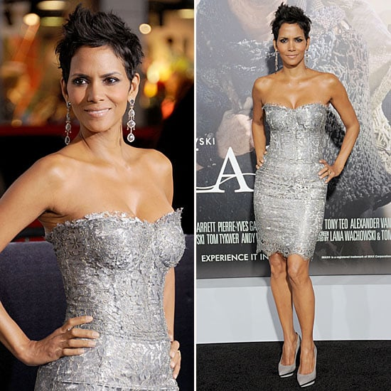 Halle Berry at the Cloud Atlas Premiere | October 2012