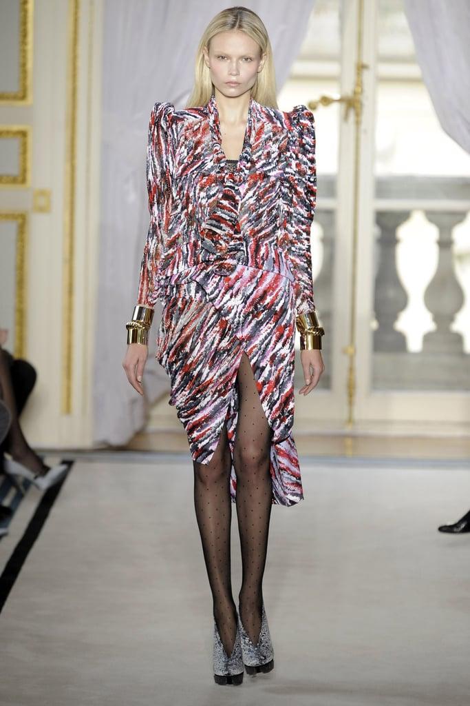 Paris Fashion Week: Balenciaga Fall 2009