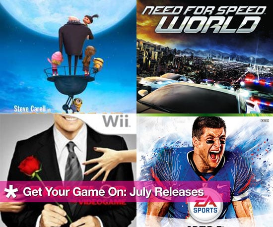 July Video Game Releases
