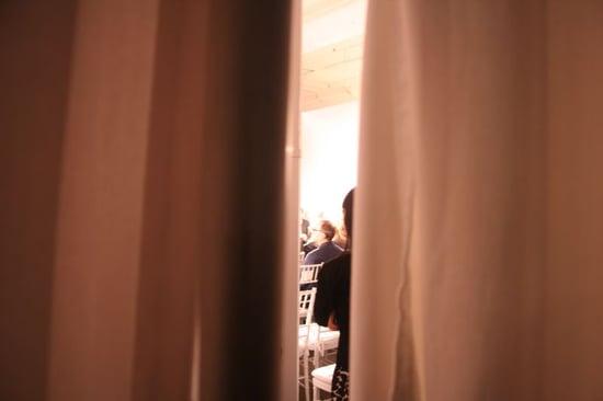 Behind The Curtain and Backstage at Jason Wu Fall 2008