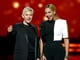 Ellen DeGeneres and Beyoncé presented together.