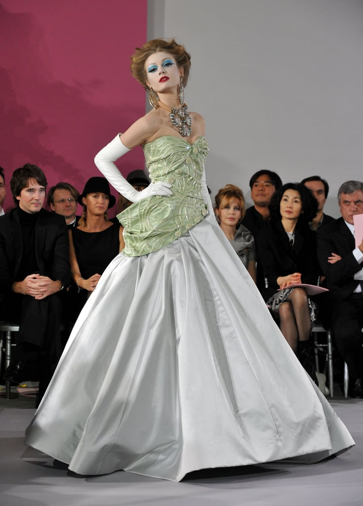 2010 Spring Couture: Christian Dior