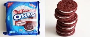 Oreo Releases Its Best Flavor Yet — Red Velvet!
