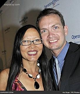 Michael Dean Shelton - Operation Smile 2010 Gala -Red Carpet Images