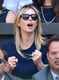 Maria Sharapova brought high energy to the semifinal match.