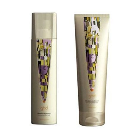 ghd Elevation Shampoo and Conditioner, $35 each