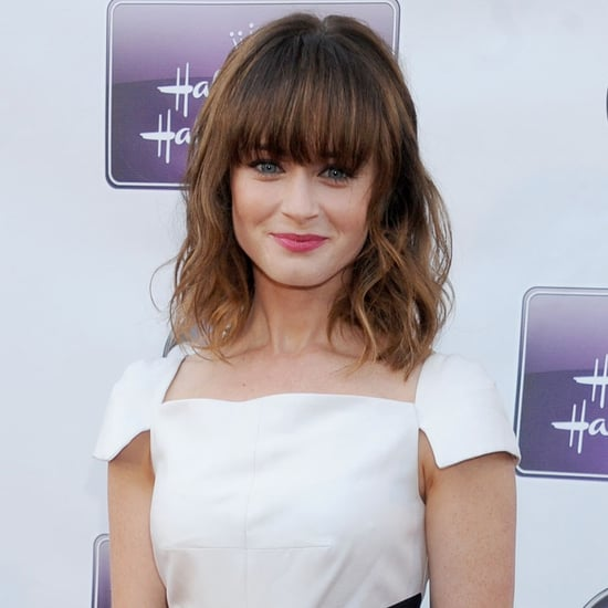 Pics: Alexis Bledel Engagement Ring From Vincent Kartheiser